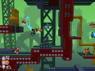 Megabyte Punch Screenshot Photos 2