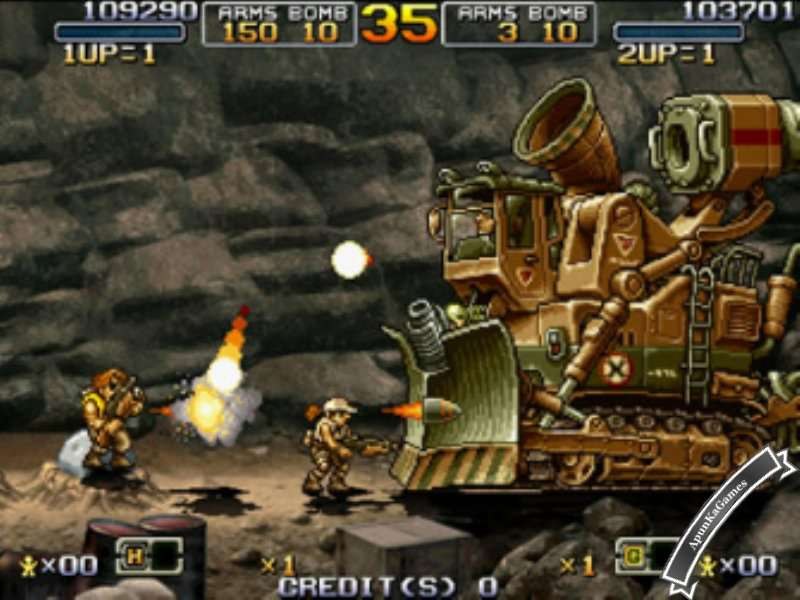 Metal Slug 6 Screenshot photos 1