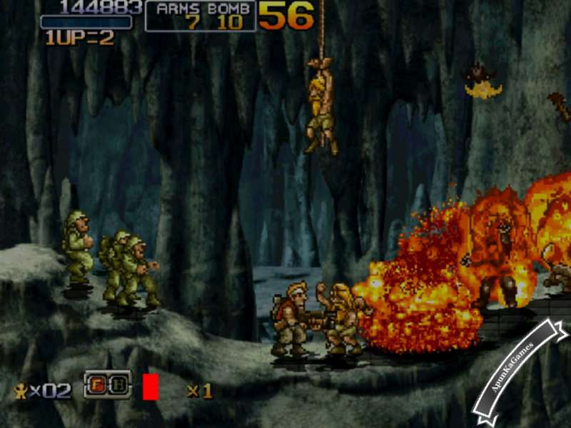Metal Slug 6 Screenshot photos 3