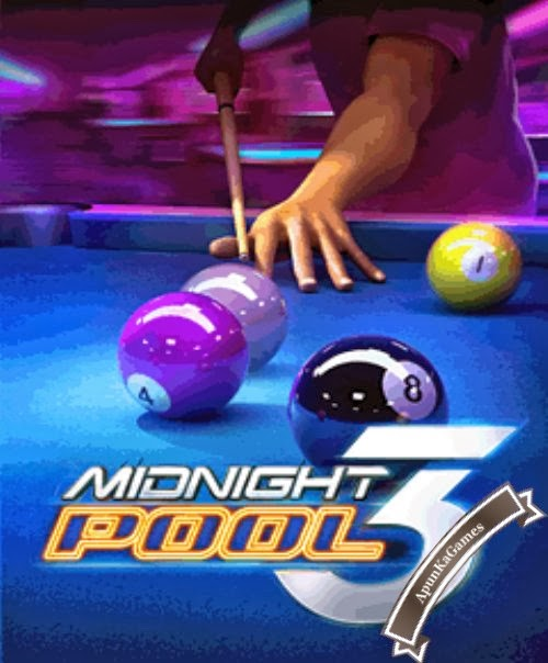 Midnight Pool 3D / cover new