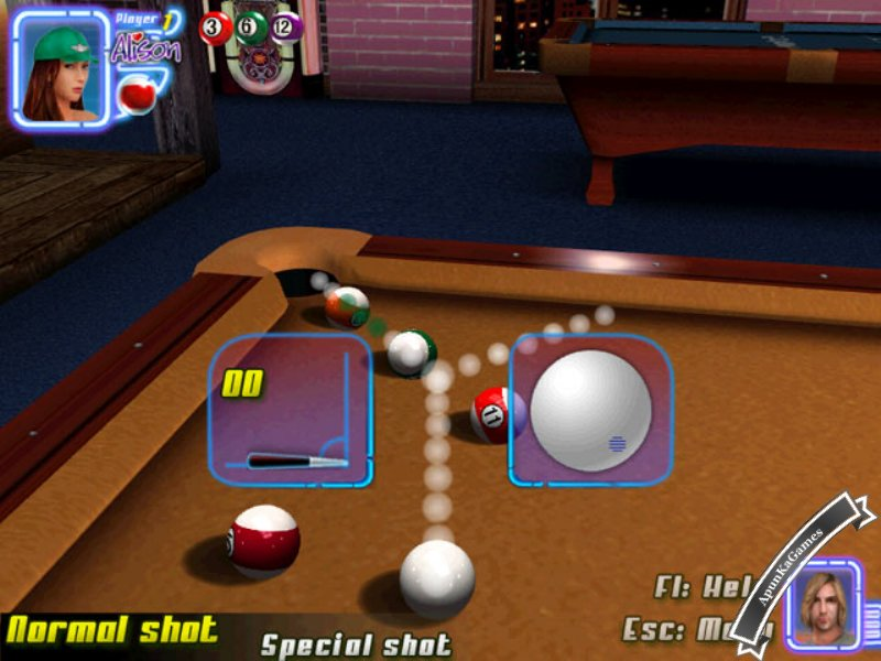 Midnight Pool 3D Screenshot photos 2
