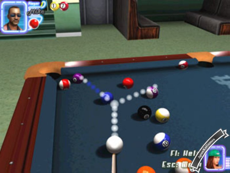 Midnight Pool 3D Screenshot photos 3