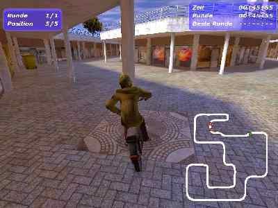 Mofa Racer Screenshot Photos 1