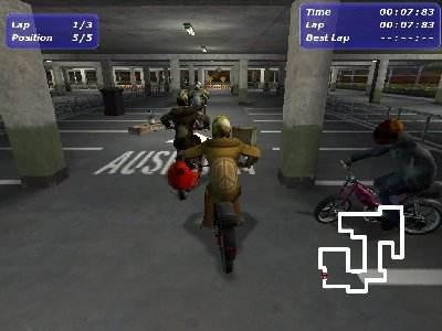 Mofa Racer Screenshot Photos 2