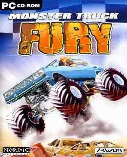 Monster Truck Fury cover new