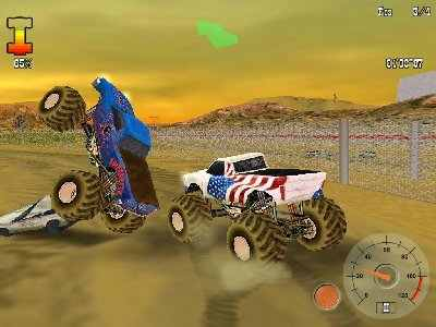 Monster Truck Fury Screenshot Photos 2