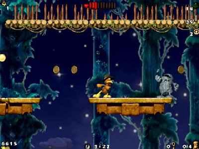 Moorhuhn Jump'n Run Schatz Jager Screenshot Photos 2