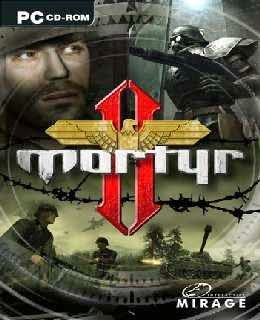 Mortyr II cover new