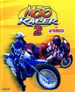 Moto Racer 2 cover new