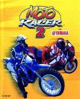 Moto Racer 2 cover new