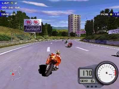 Moto Racer 2 Screenshot Photos 1