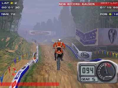 Moto Racer 2 Screenshot Photos 2