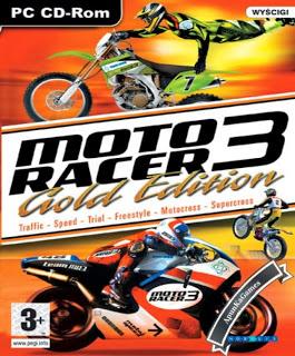 Moto Racer 3 / cover new