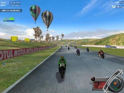Moto Racer 3 Screenshot photos 2