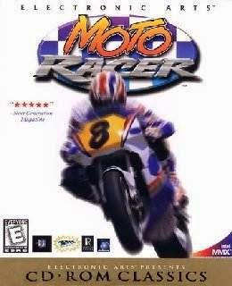 Moto Racer cover new