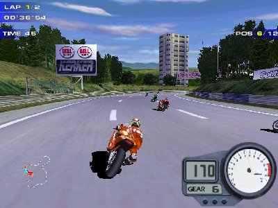 Moto Racer Screenshot Photos 1