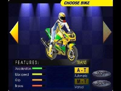 Moto Racer Screenshot Photos 3