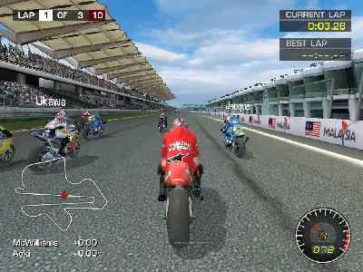MotoGP 1 Screenshot Photos 1