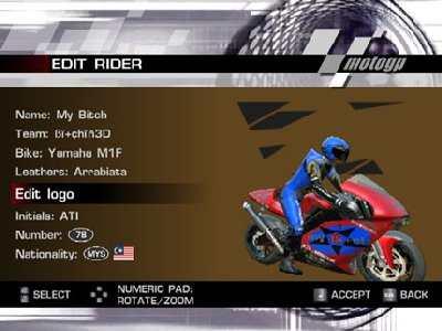 MotoGP 1 Screenshot Photos 2