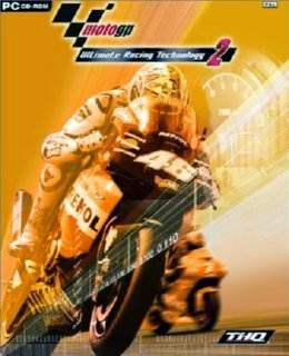 MotoGP 2 cover new