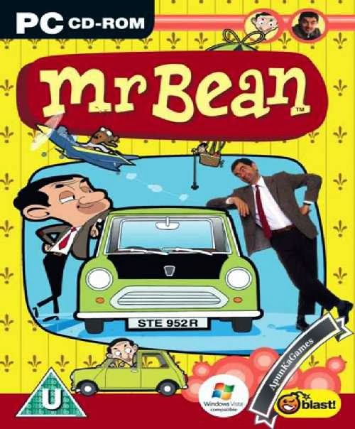 Mr Bean / cover new