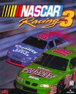NASCAR Racing 3 cover new