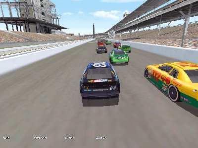 NASCAR Racing 3 Screenshot Photos 1