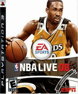 NBA Live 08 / cover new