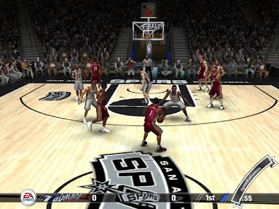 NBA Live 08 Screenshot photos 1