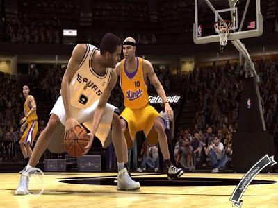 NBA Live 08 Screenshot photos 2
