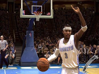 NBA Live 08 Screenshot photos 3