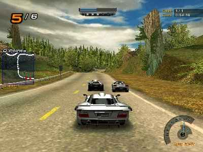 Need for Speed 3 Hot Pursuit 2 Screenshot photos 1