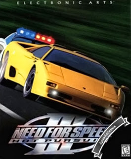 Need for Speed 3: Hot Pursuit (1998) / cover new