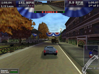 Need for Speed 3: Hot Pursuit (1998) Screenshot photos 1