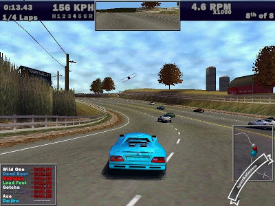 Need for Speed 3: Hot Pursuit (1998) Screenshot photos 2