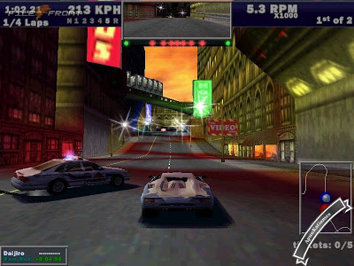Need for Speed 3: Hot Pursuit (1998) Screenshot photos 3