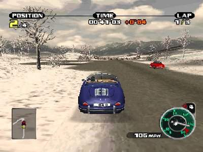 Need for Speed 5 Porsche Unleashed Screenshot photos 1