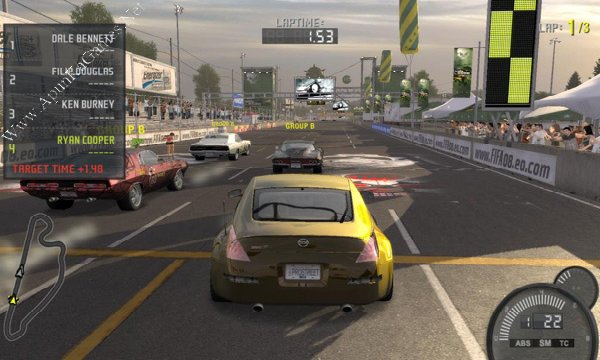 Need for Speed: ProStreet Screenshot Photos 1
