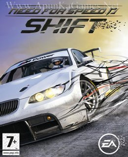 Need for Speed Shift cover new