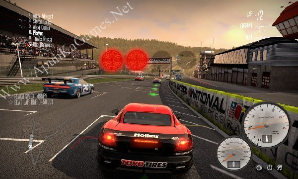 Need for Speed Shift Screenshot Photos 1