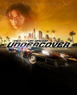 Need for Speed: Undercover cover new