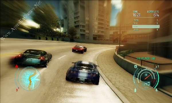 Need for Speed: Undercover Screenshot Photos 1