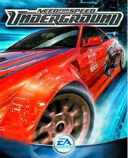 Need for Speed: Underground / cover new