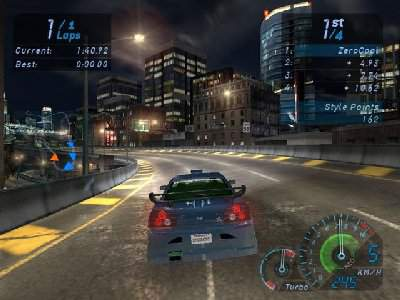 Need for Speed: Underground Screenshot photos 1