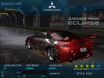 Need for Speed: Underground Screenshot photos 1