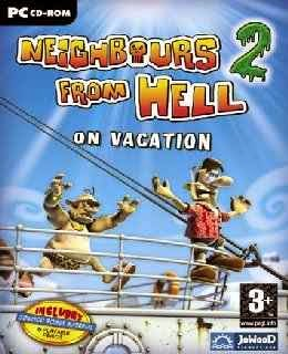 Neighbours from Hell 2: On Vacation cover new