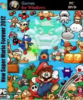 New Super Mario Forever 2012 / cover new