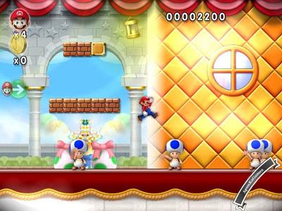 New Super Mario Forever 2012 Screenshot photos 1