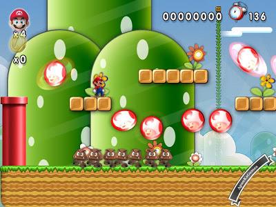 New Super Mario Forever 2012 Screenshot photos 2