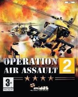 Operation Air Assault 2 cover new